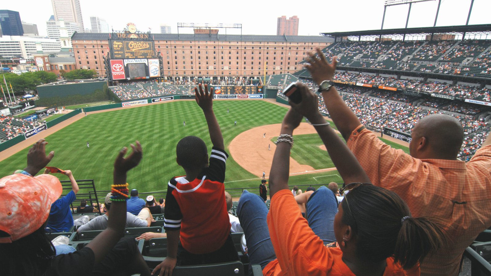 Sheraton Baltimore North Hotel - Oriole Park at Camden Yards