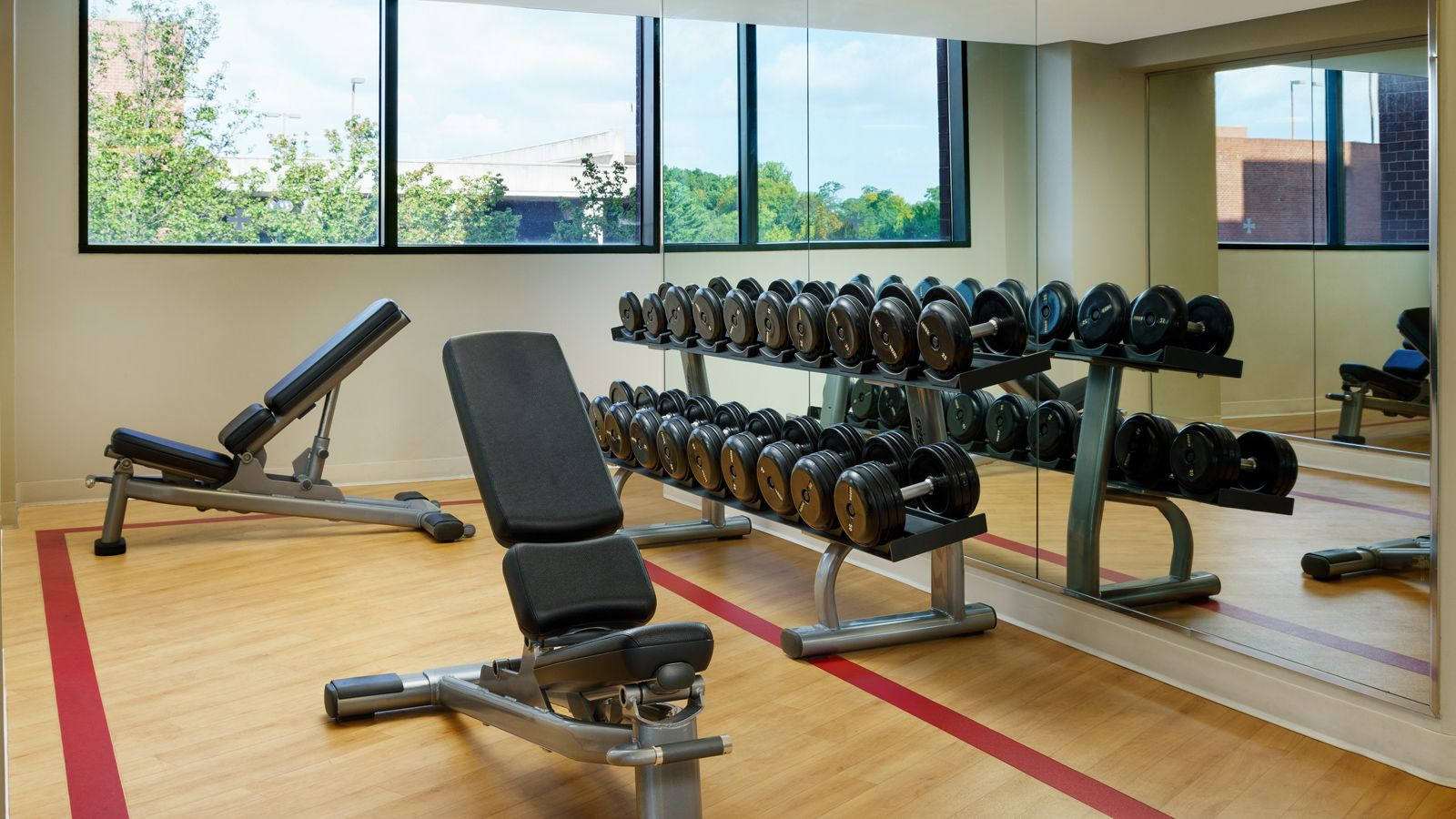 Sheraton Baltimore North - Fitness Center